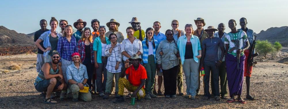 Turkana Basin Institute - Field school oppertunities in northern Kenya