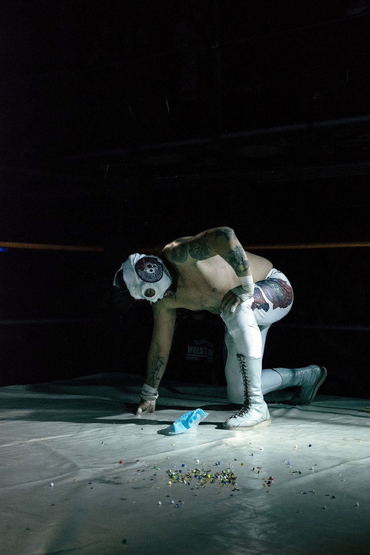 Underground Wrestling 5 - Frankfurter Allgemeine Zeitung