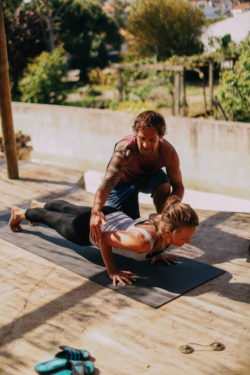 TRUE NORTH VINYASA TEACHER TRAINING IN PORTUGAL