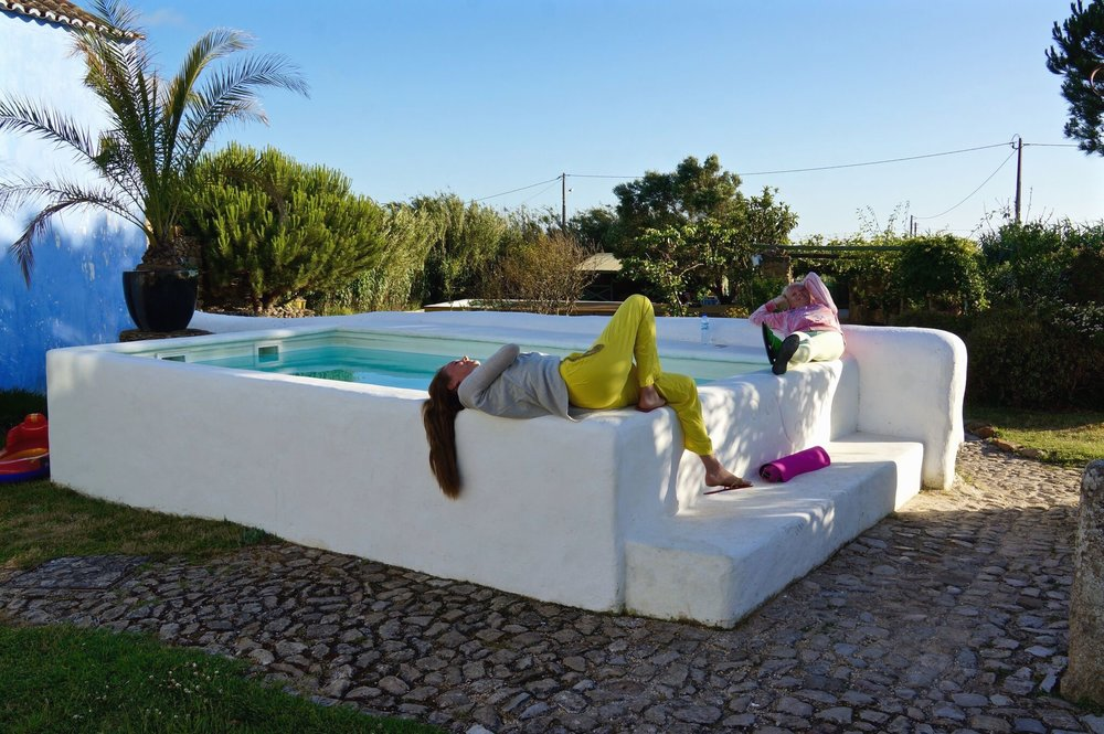 YOGA AND SURF RETREAT ERICEIRA PORTUGAL INSPIRO YOGA