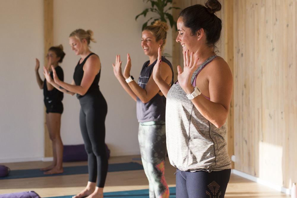 inspiro yoga retreats ericeira portugal