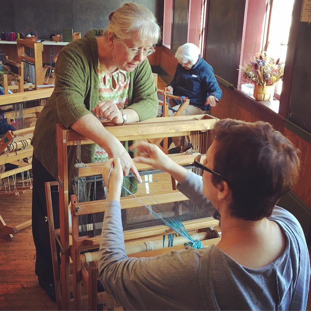 WEAVING Workshops -
