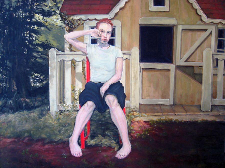 an-Nisaa (Gonna Tear Your Playhouse Down) oil on birch 36x48.jpg
