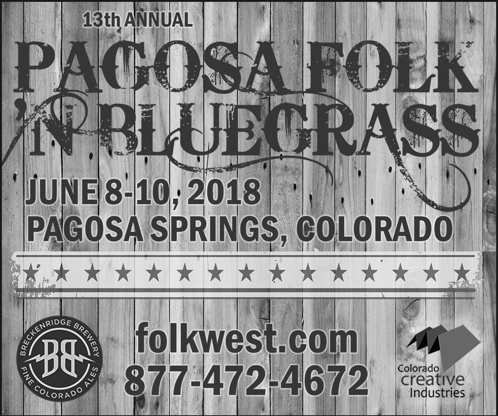 Pagosa Folk 'N Bluegrass