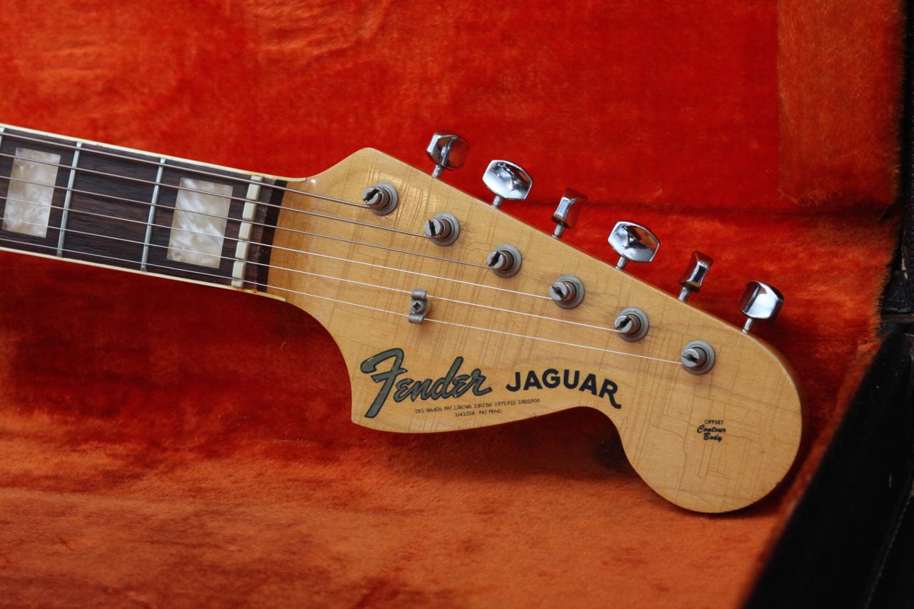 cresent artisan owned with finish powder bronze custom jaguar fender spa pre memphis guitar guitars blue img id