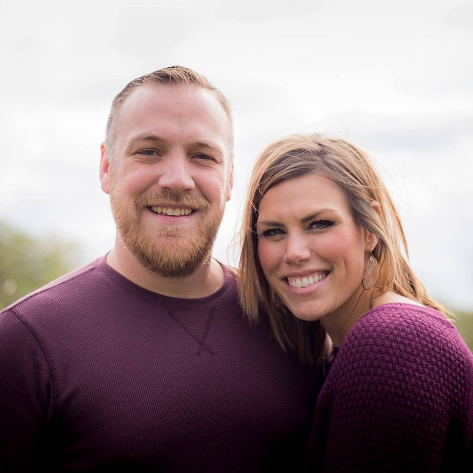 Josh and Tiffany Eklund