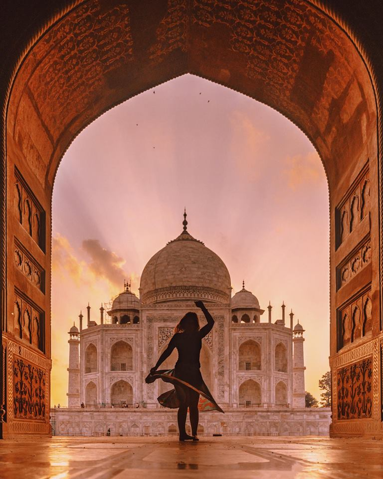 Photo from @isthisreal during his Is This Real Trips tour of North India