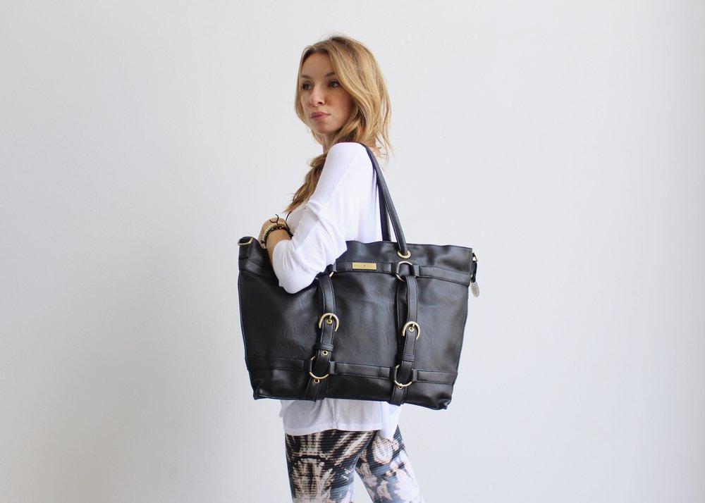 Be Great: Versatility Bag - Starting in Spring 2019, our Be Great: Versatility Bag will be made from Piñatex!