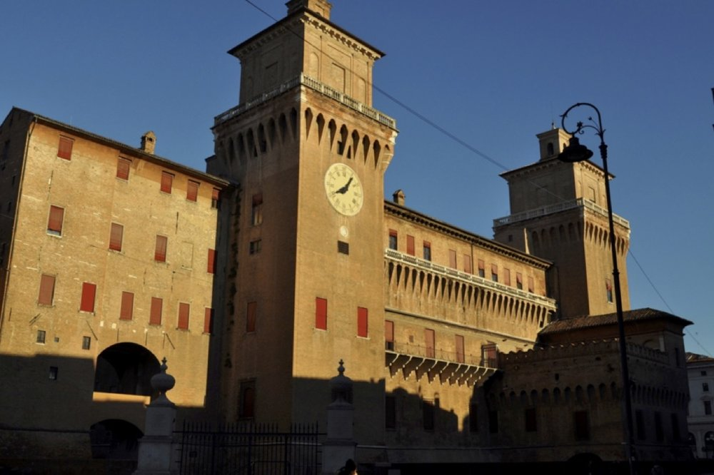 Welcome to Ferrara - 37th annual meeting of the EMHG