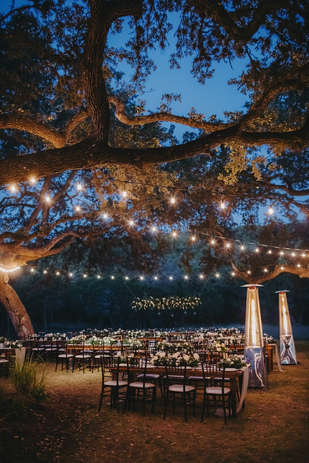 Should You Have An Outdoor Wedding Ivory Oak