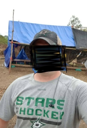 Back on active duty, &using the techniques I was taught at the Backbone Dallas Stars pre &post surgical training camp. Laos, Thailand.