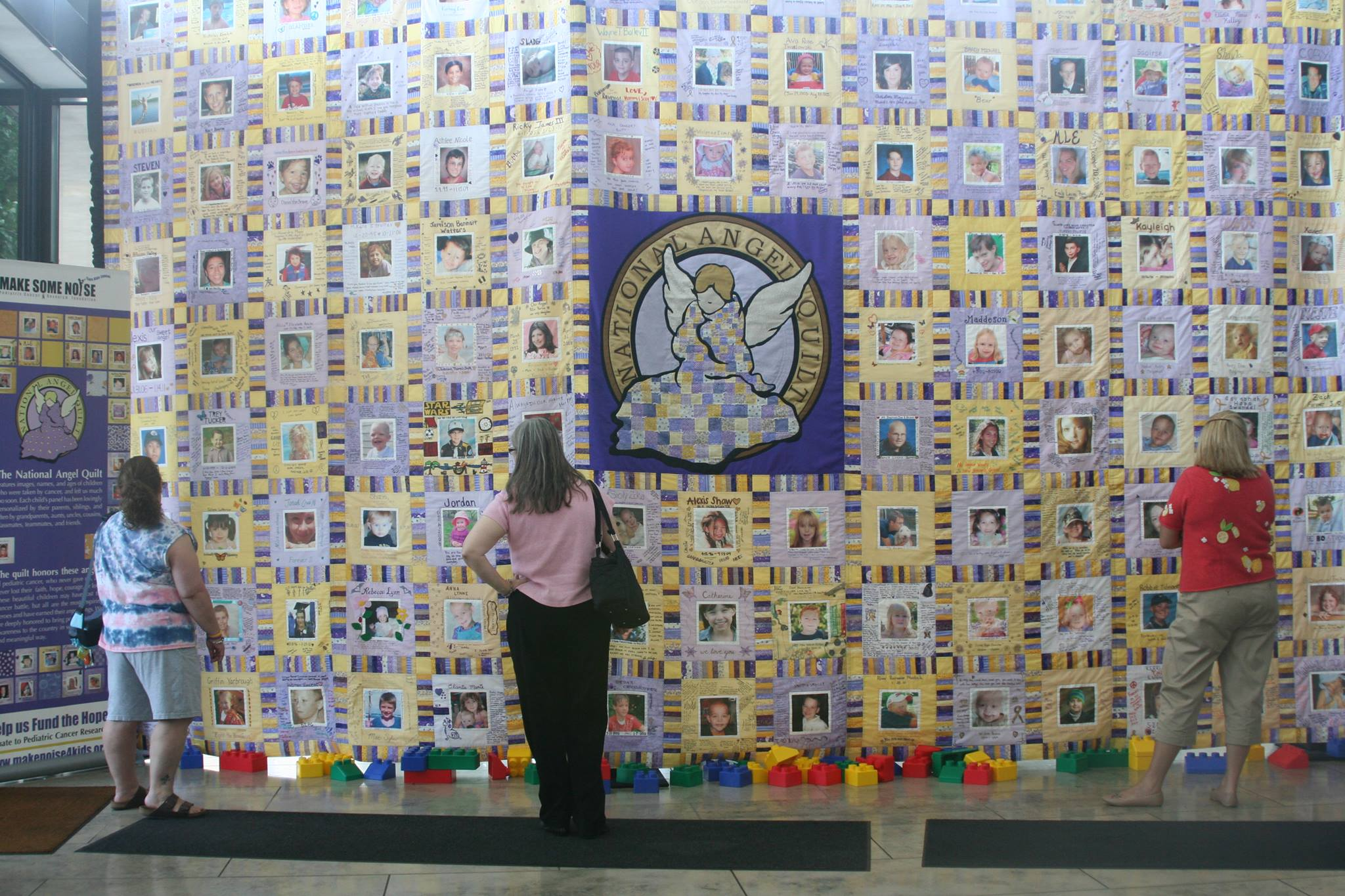 National Angel Quilt
