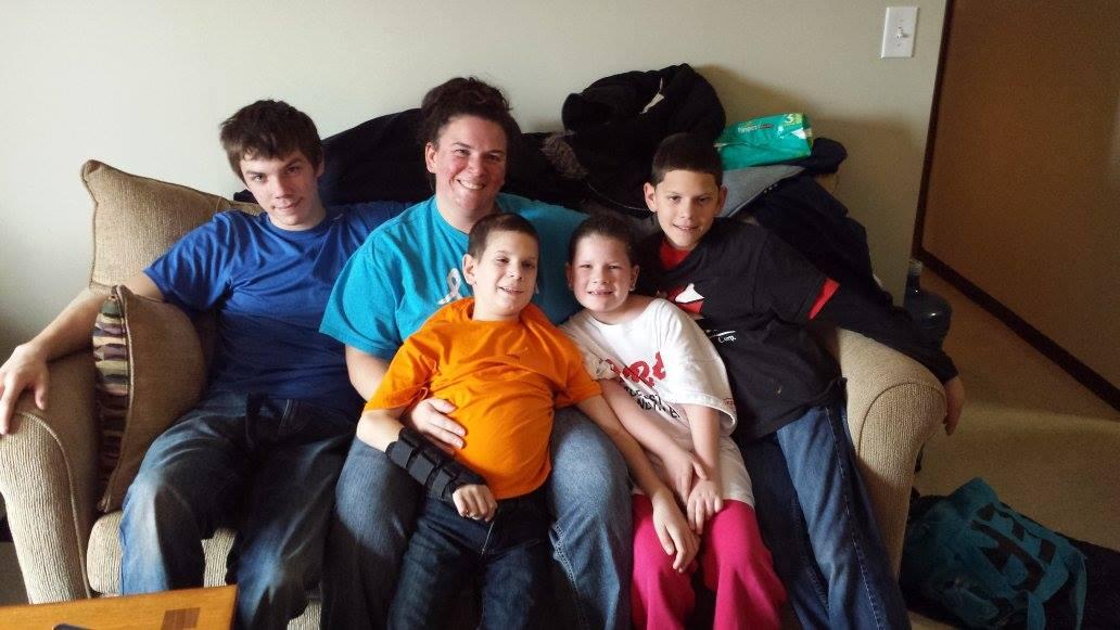 Jayson Cameron's family