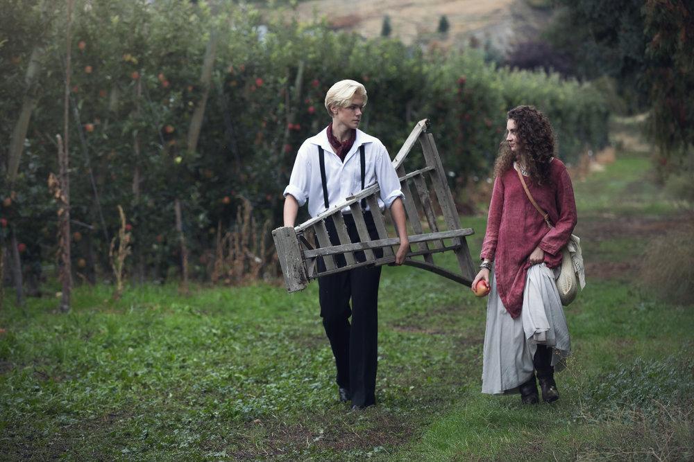Noak and Johanna Summerland