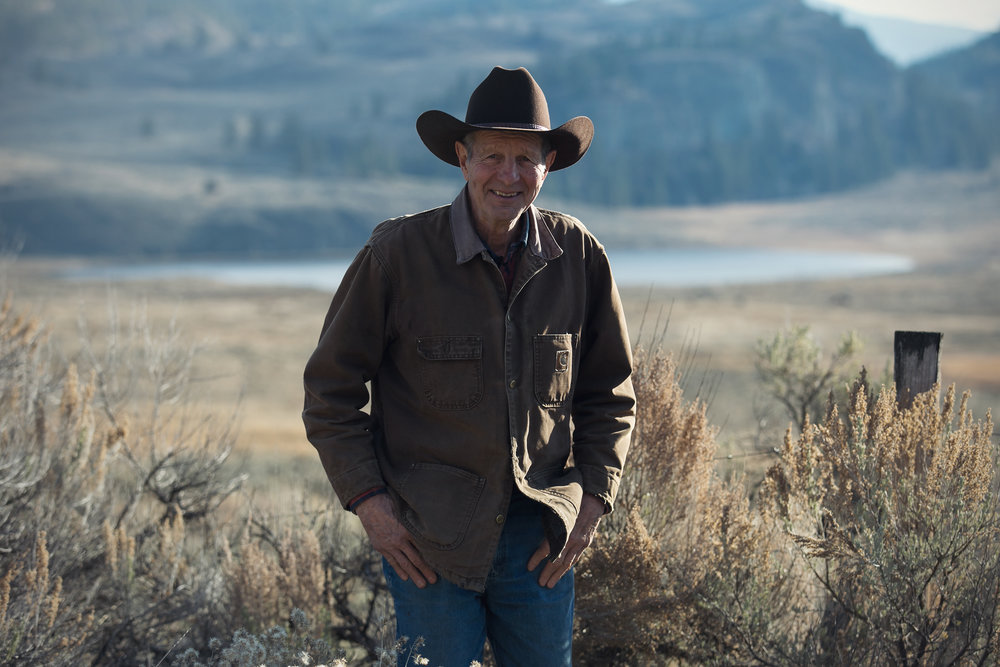 Fred Marshall - rancher and resource manager