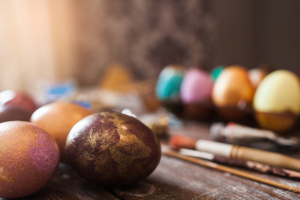 2018 Easter Trends -