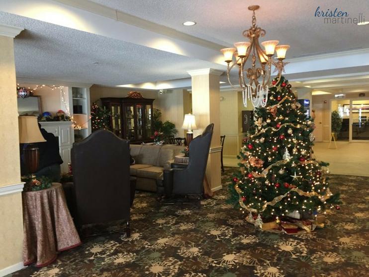 Fort William Henry Hotel Lobby | New Years 2017