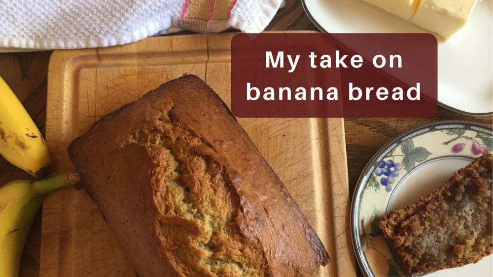 a621f5bde23 My Take on Banana Bread — Kristen Martinelli