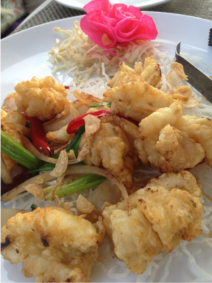 Kristen Martinelli Blog_KMartinelli Writer & Marketer_Double Ai Appetizer_Salt and Pepper Squid.png