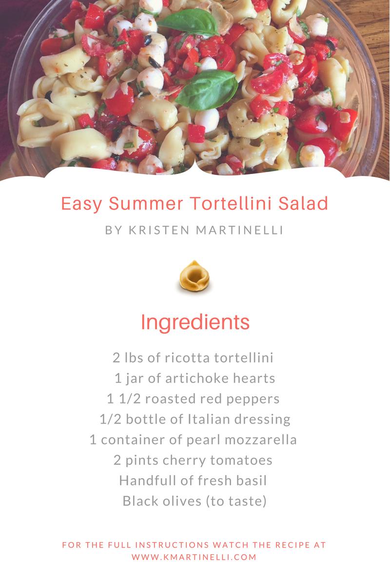 Kristen Martinelli_K.Martinelli Blog_Writer & Marketer_Easy Summer Tortellini Salad_Recipe_Card.png