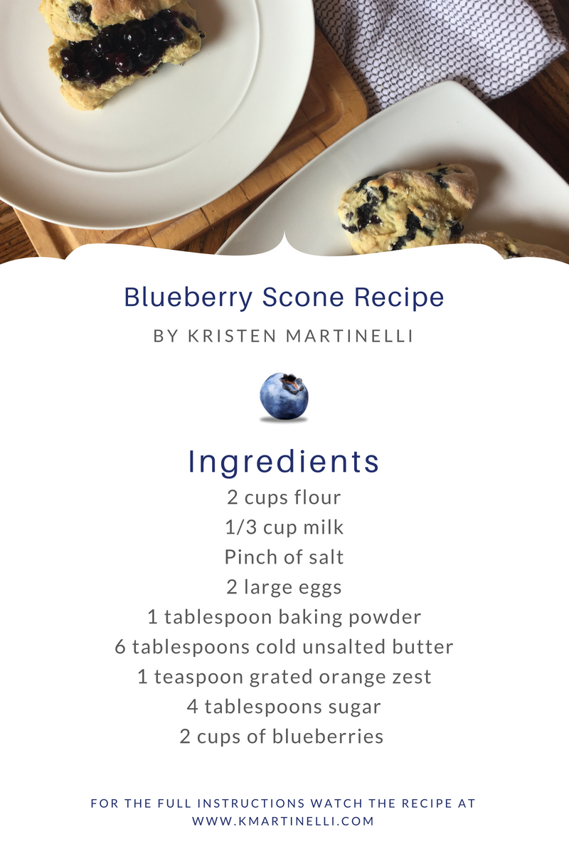 Kristen Martinelli_Blog_KMartinelli Writer & Marketer_Blueberry Scones Recipe.png