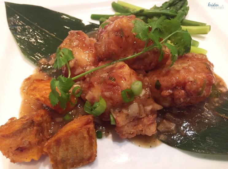Thai Chef Denville_Entree_Sea Scallops in Garlic Sauce_Kristen Martinelli Blog_KMartinelli.png