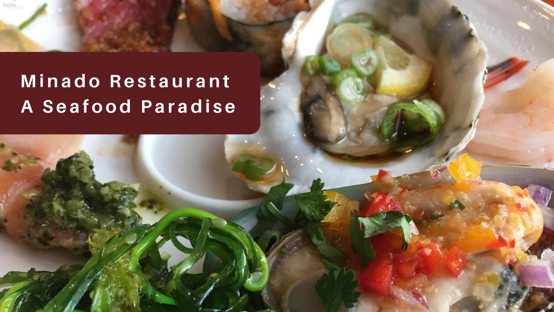 Awesome Minado Restaurant A Seafood Paradise Kristen Martinelli Download Free Architecture Designs Momecebritishbridgeorg