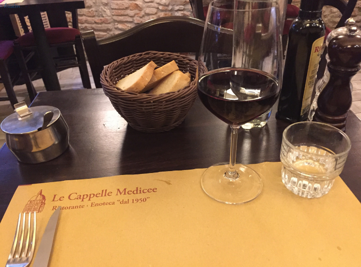 Chianti and Cheese _ Le Cappelle Medicee _ Florence Italy _ K. Martinelli Blog _ Kristen Martinelli.png