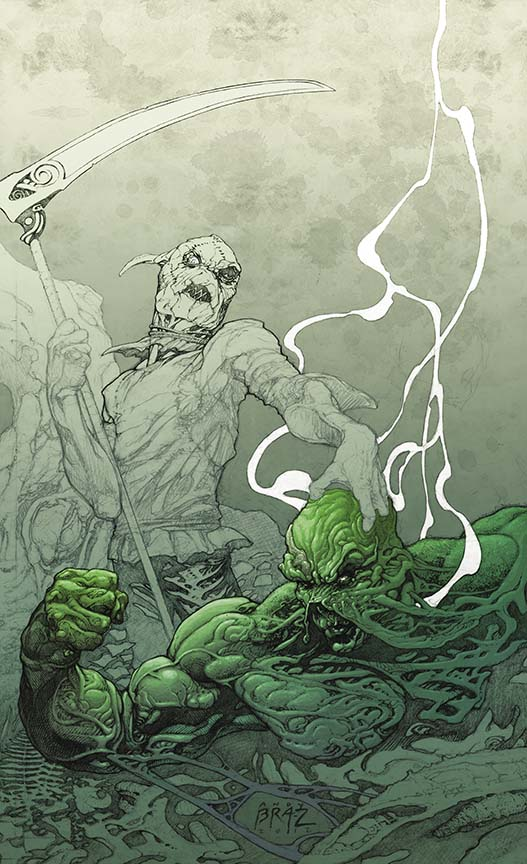 Swamp Thing 19 Temp