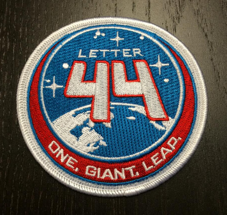 Letter-44-patch
