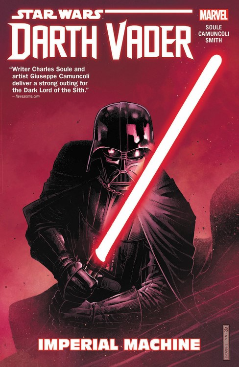 Star Wars: Darth Vader: Dark Lord of the Sith Vol. 1: Imperial Machine