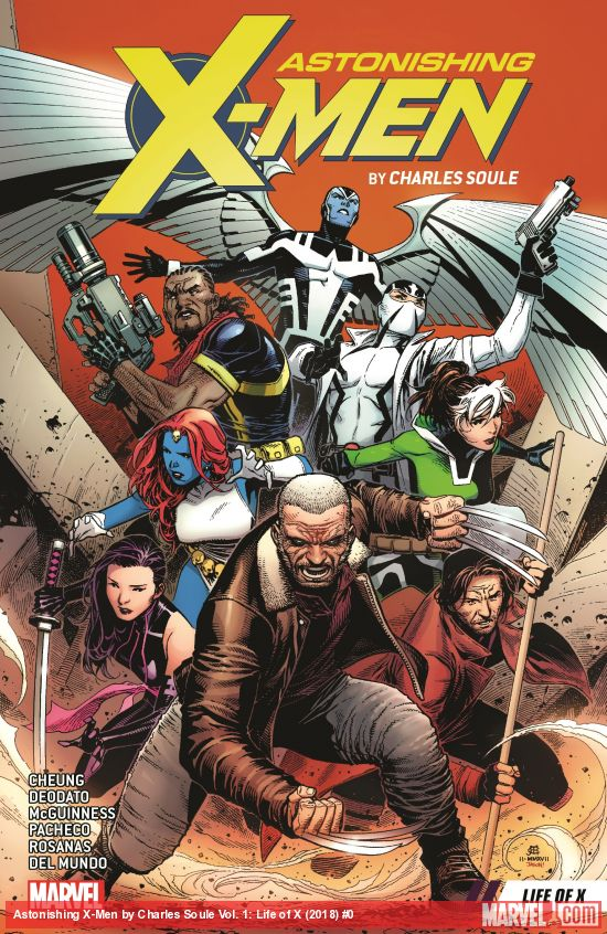 Astonishing X-Men by Charles Soule Vol. 1: Life of X