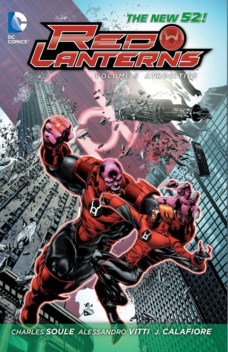 Red Lanterns Vol. 5: Atrocities