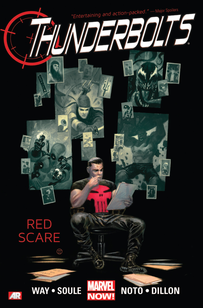 Thunderbolts Volume 2: Red Scare