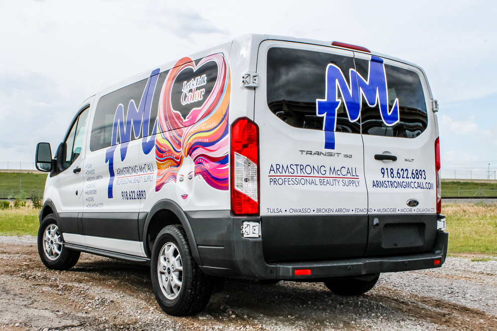 vehicle wraps  lettering  signage  promotional products  banners  Branding  Vehicle branding  Graphics  Color  Color change  Accent wraps  Flags  Wall decals  Decals  Window vinyl  Vinyl  Apparel  Uniforms  Trade show signage  Die-cut  Printing  Screen printing  Direct to garment  Embroidery  Lettering express  OKC  Oklahoma City  Oklahoma