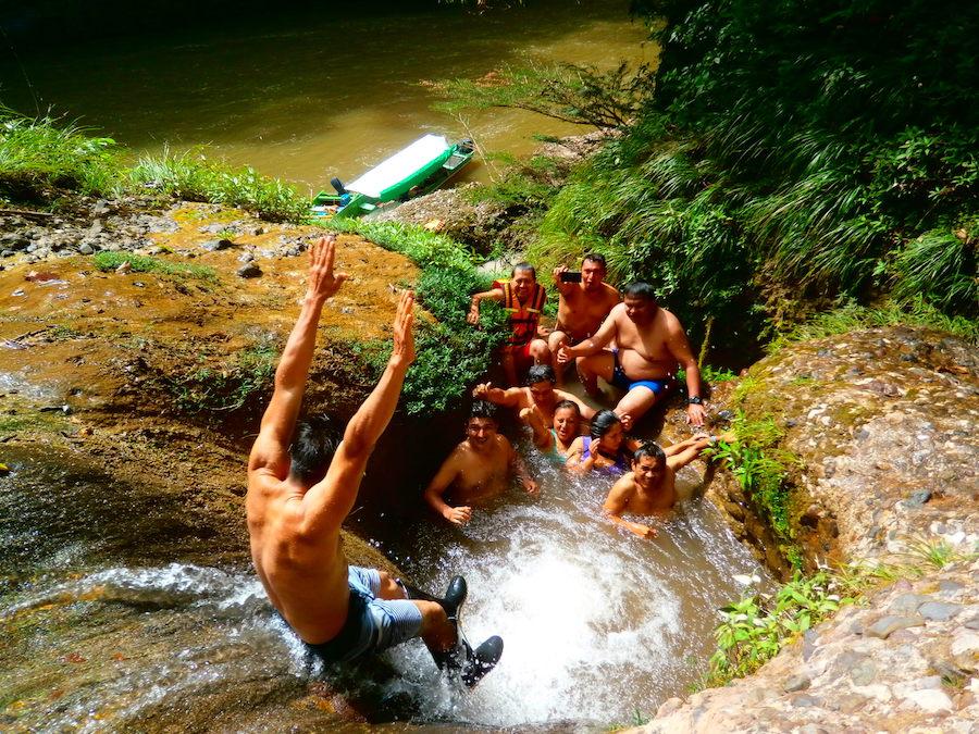 Natación (Swimming)