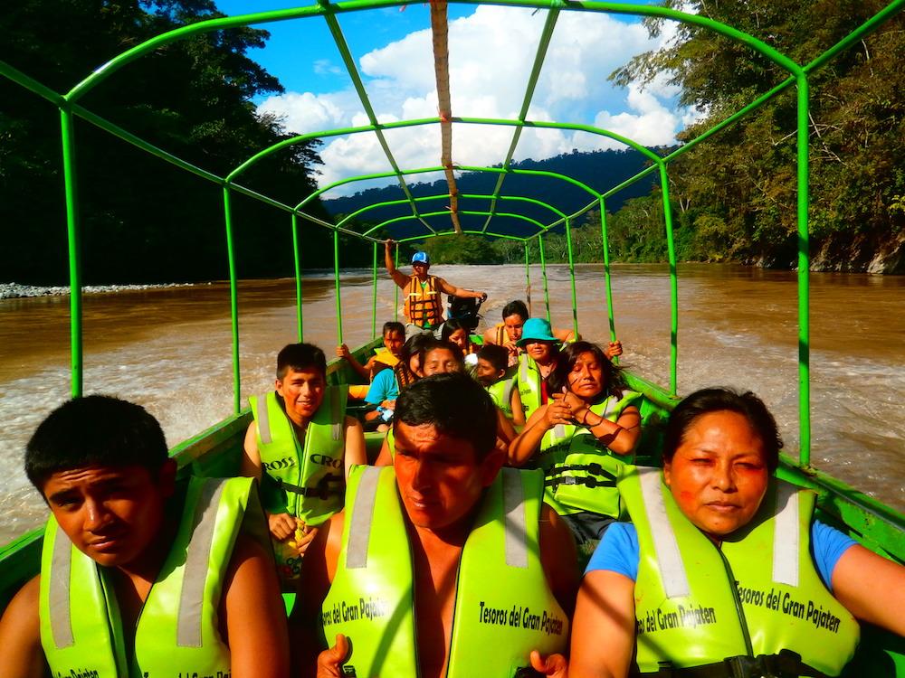 Tour en Bote (Boat Tour)