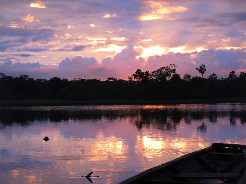Lago Sanango