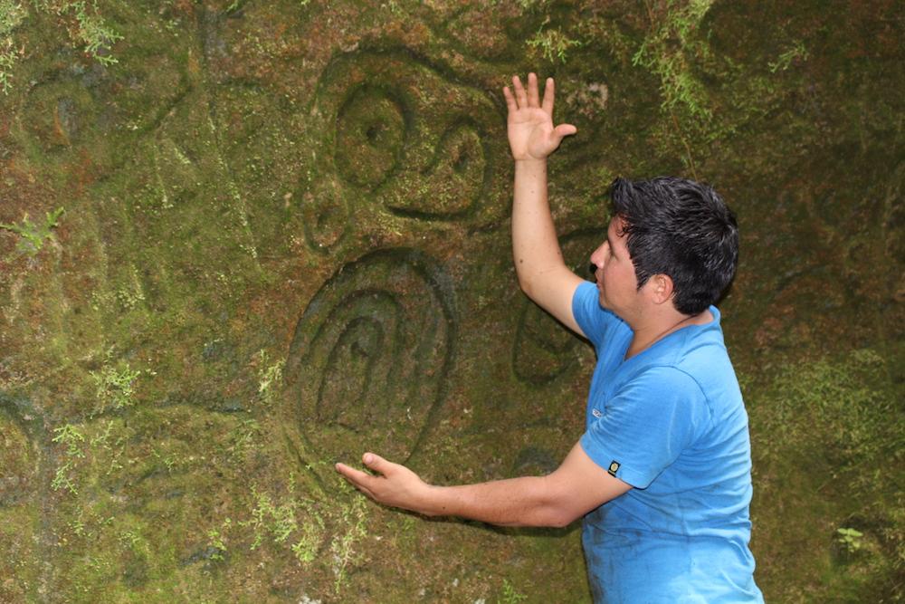Petroglifo de Cumpanama