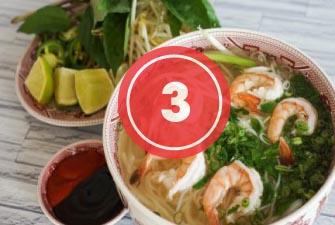 Shrimp Pho
