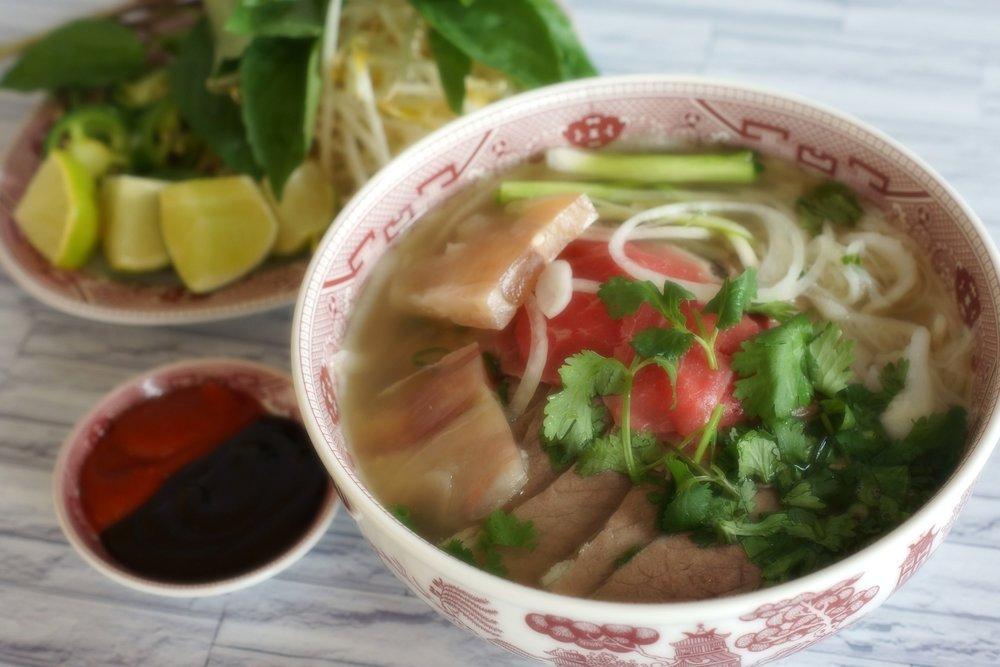Pho Noodle Soups