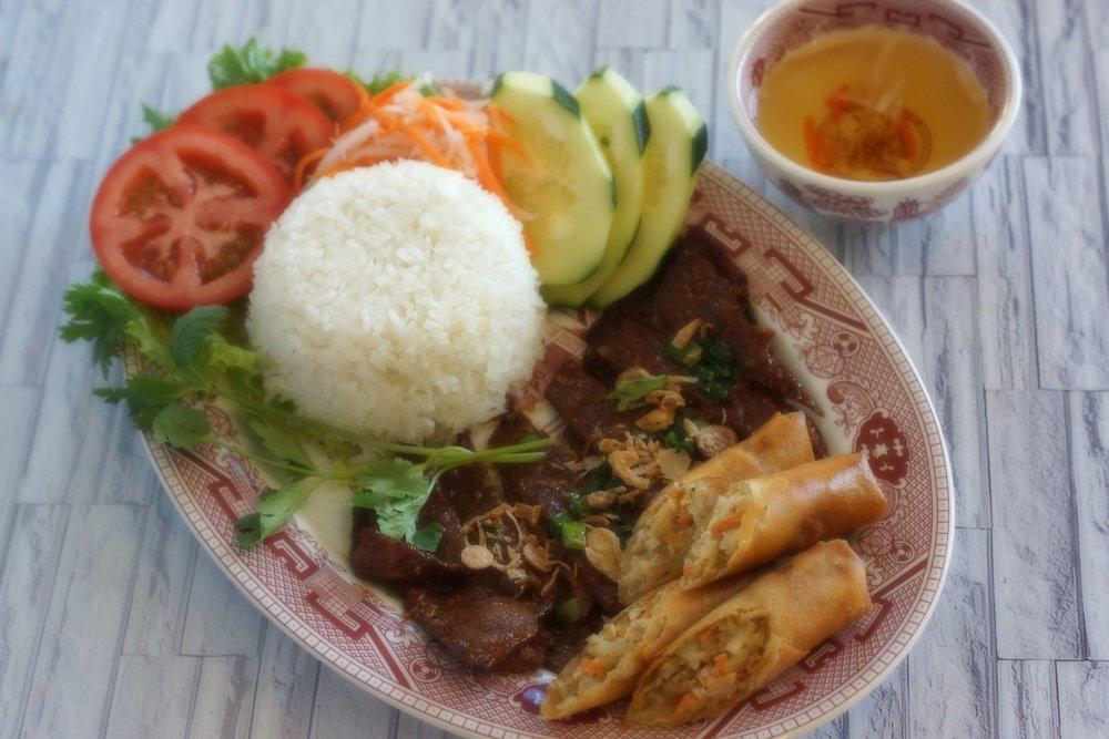Rice Plates