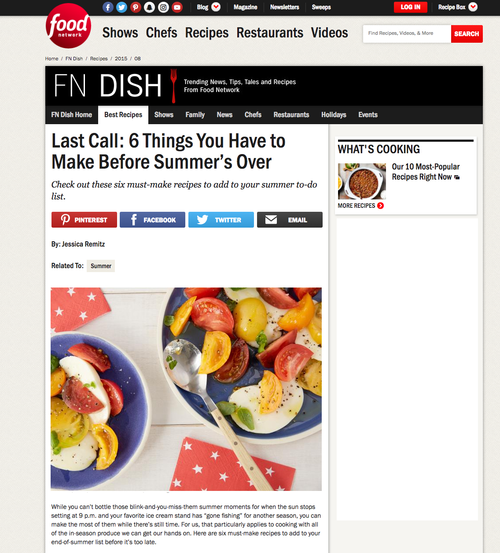 Writer and content strategist food network jessica remitz foodnetwork1g forumfinder Choice Image