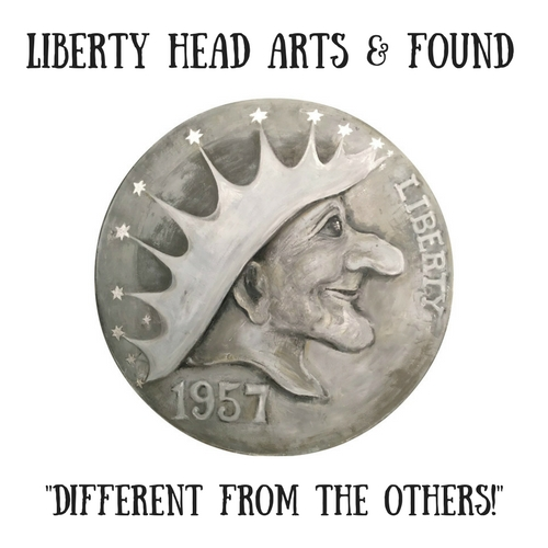 Liberty Head Arts & Found
