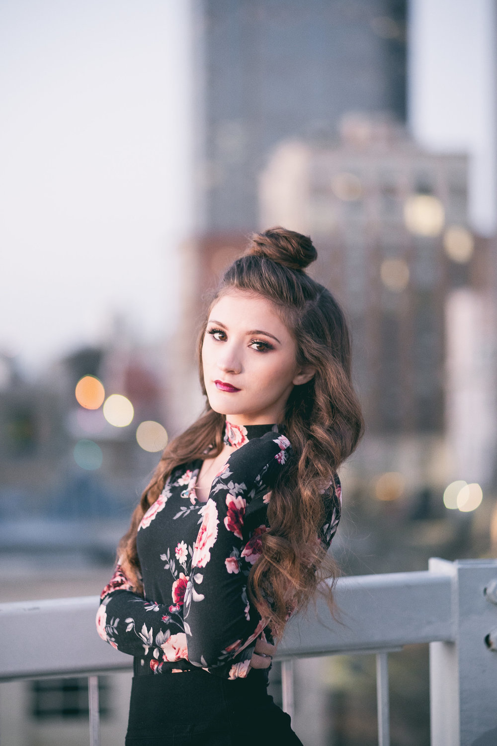 Such an epic session! Raven rocked the entire time and I LOVED being her HIGH SCHOOL SENIOR PHOTOGRAPHER!