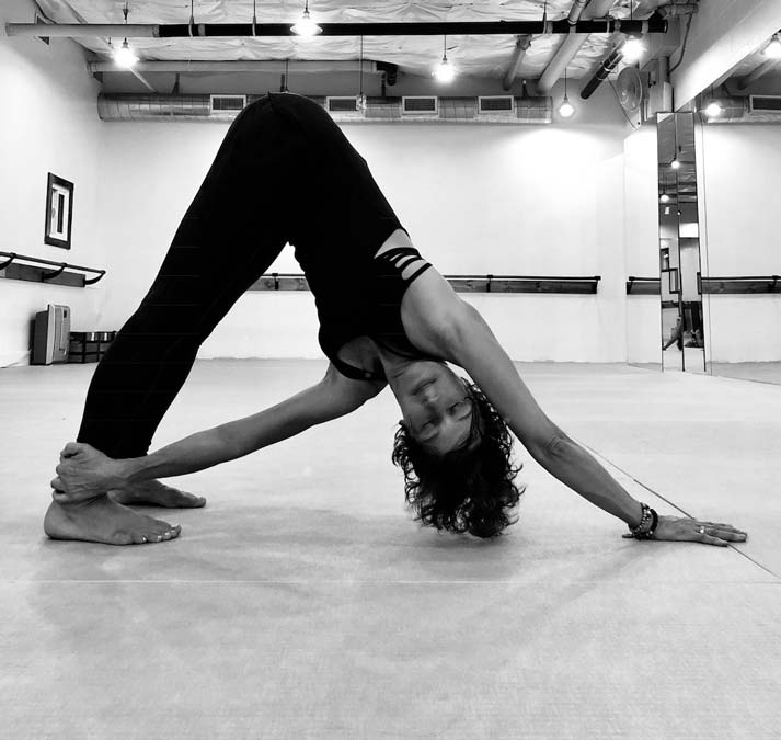 Surrender to the practice and begin your journey. - Choose from 58 classes in 18 types of heated and unheated yoga styles.