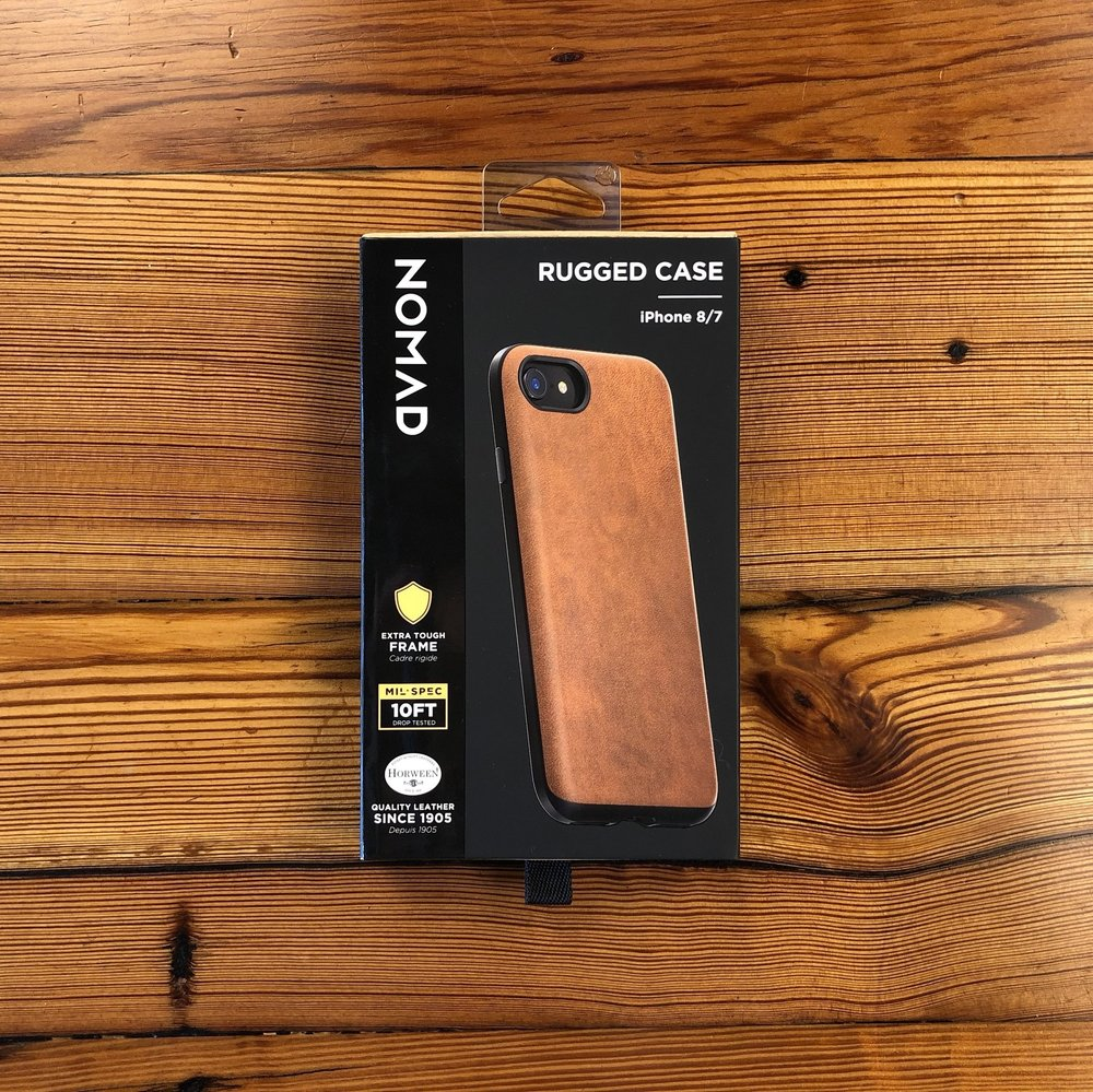 NOMAD   RUGGED CASE