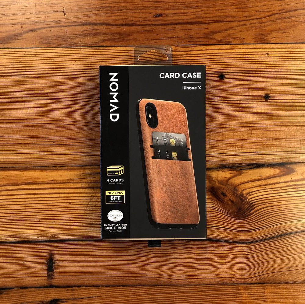NOMAD   CARD CASE