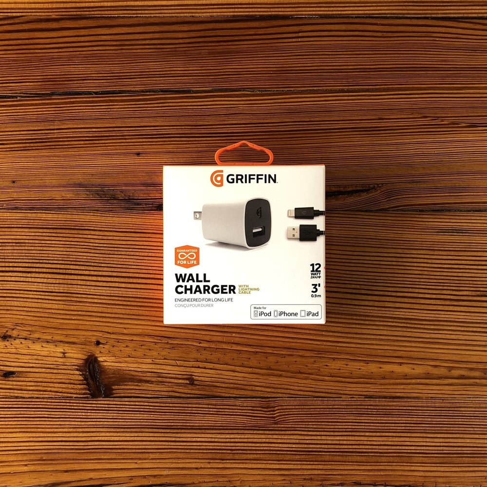GRIFFIN   WALL CHARGER