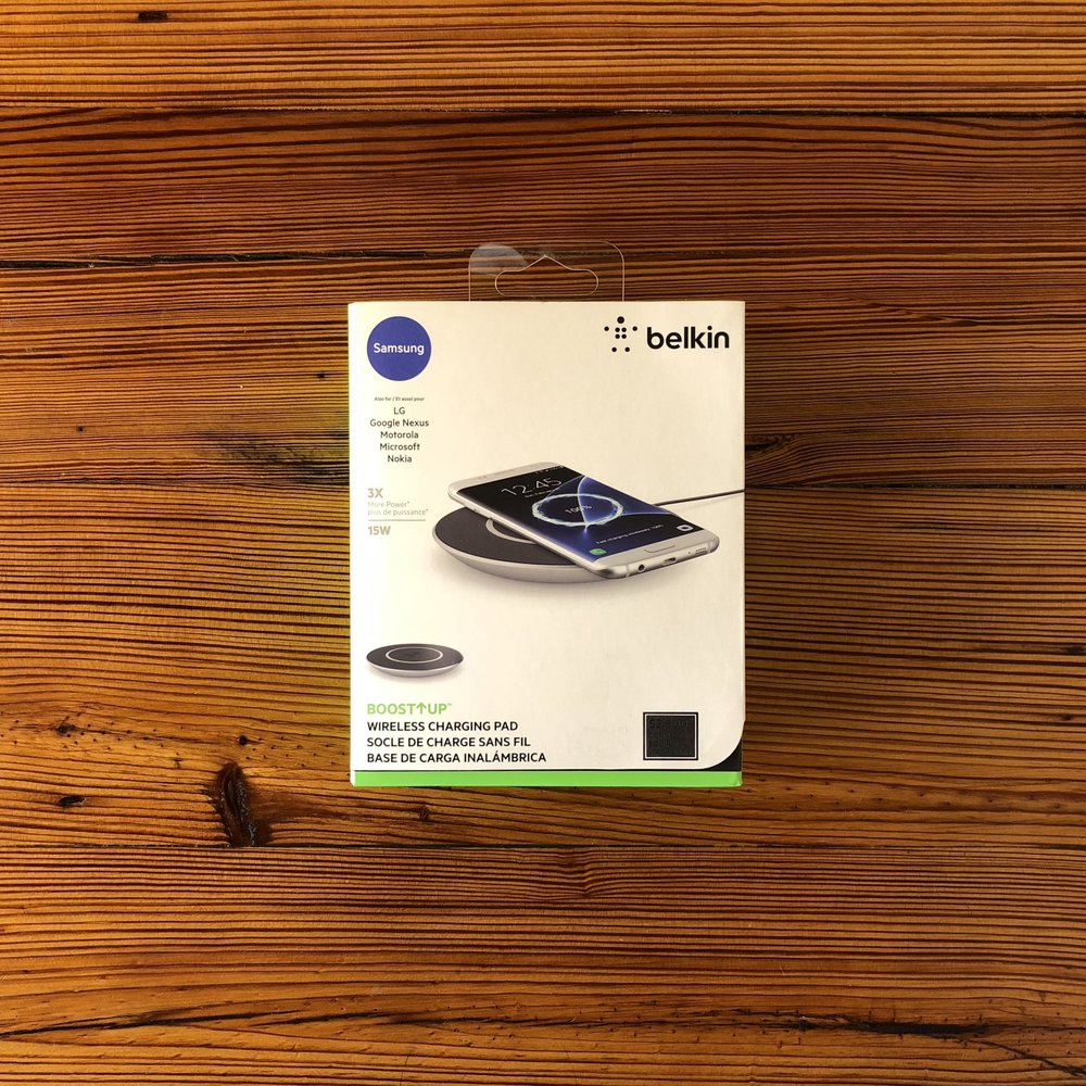 BELKIN   ANDROID WIRELESS CHARGER